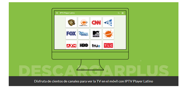 descargar iptv player latino