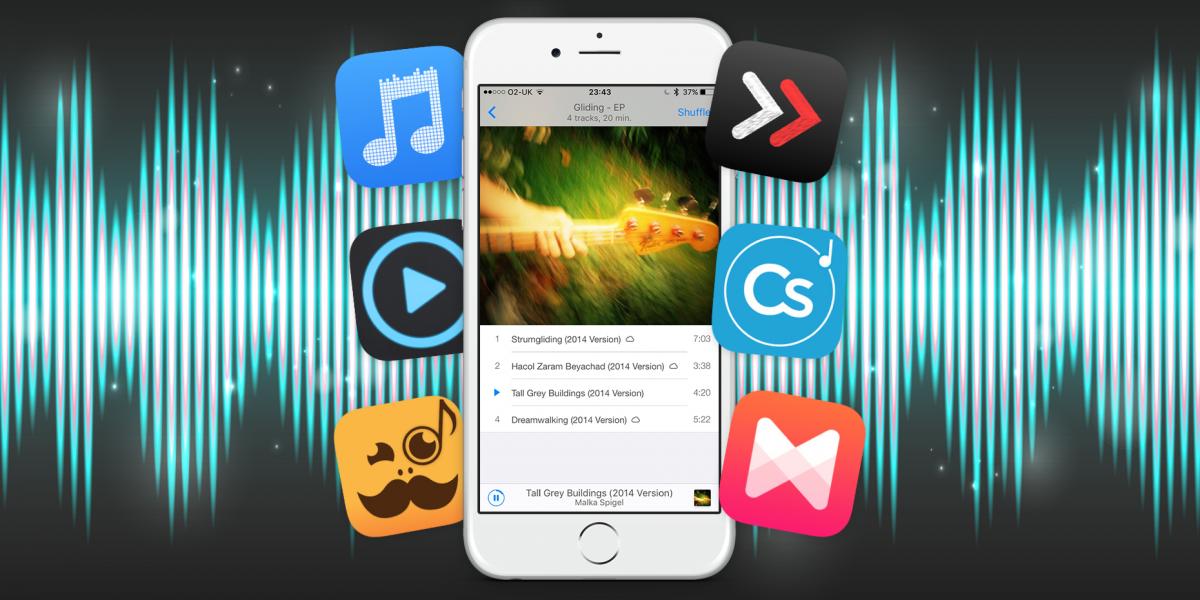 Las 10 mejores apps de música